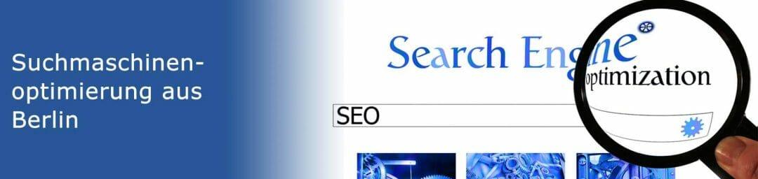 Seo, Suchmaschinenoptimierung Agentur aus Berlin