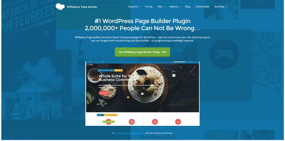 Elementor Page Builder WordPress